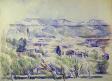 Cezanne, Veduta verso Aix da Les Lauves.jpg