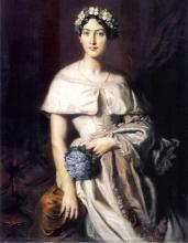 Chasseriau, Ritratto di Mademoiselle de Cabarrus.jpg