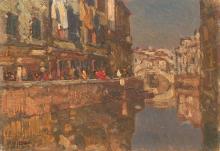 Beppe Ciardi, Canale a Venezia