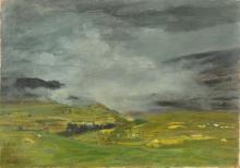 Beppe Ciardi, Dopo il temporale, altopiano di Asiago | After the storm, altopiano di Asiago