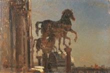Beppe Ciardi, I cavalli di S. Marco