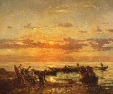 Beppe Ciardi, Il ritorno dei pescatori