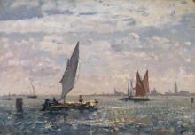 Beppe Ciardi, In laguna