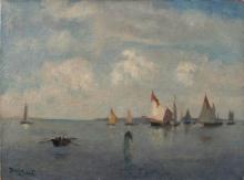 Beppe Ciardi, In porto