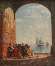 Beppe Ciardi, L'arco sulla laguna