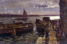 Beppe Ciardi, Laguna veneziana