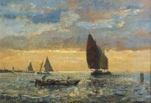 Beppe Ciardi, Le vele | The sails