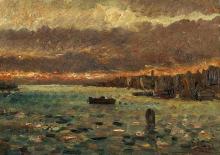 Beppe Ciardi, Marina