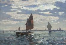 Beppe Ciardi, Murano vista da Venezia