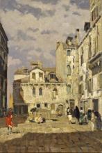 Beppe Ciardi, Un campiello a Venezia