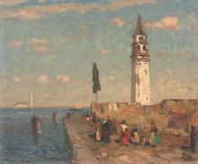 Beppe Ciardi, Venezia