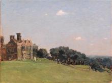 Emma Ciardi, Chilham Castle nel Kent | Chilham Castle in Kent