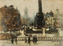 Emma Ciardi, Trafalgar Square, Londra | Trafalgar Square, London