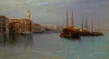 Guglielmo Ciardi, Canal Grande
