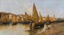 Guglielmo Ciardi, Chioggia