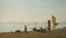 Ciardi Guglielmo, Laguna veneta