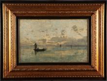 Ciardi Guglielmo, Veduta della laguna.jpg