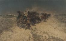 Coleman Enrico, Timor panico | Arreando caballos