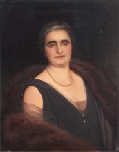 Corcos, Ritratto della signora Beatrice Vicchi