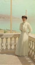 Corcos, Ritratto di signora sul lago.jpg