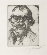 Corinth, Autoritratto | Selbstporträt | Autoportrait ! Self-portrait
