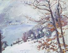 Corinth, Il Walchensee in inverno | Walchensee im Winter | The Walchensee in winter