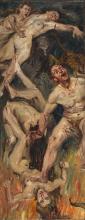 Corinth, Inferno, frammento | Höllenfragment | Hell, fragment