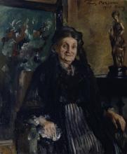 Corinth, La signora Marie Moll | Frau Marie Moll | Madame Marie Moll | Mrs. Marie Moll