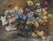 Lovis Corinth, Mazzo di fiori | Blumenstrauß