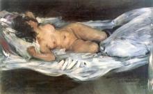 Corinth, Nudo femminile sdraiato [1899].jpg