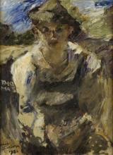 Lovis Corinth, Ritratto del figlio Thomas | Porträt des Sohnes Thomas
