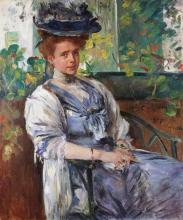 Lovis Corinth, Ritratto di Margarete Moll | Porträt Margarete Moll