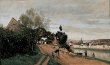 Corot, Chateau-Thierry