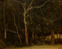 Corot, Fontainebleau alle gole di Apremont.jpg