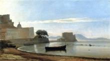 Corot, Il golfo di Napoli con il Castel dell′Ovo.jpg