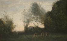 Corot, La danza delle ninfe.png