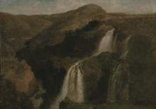 Corot, Le cascate di Tivoli.png