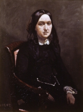 Jean-Baptiste Camille Corot, Madame Bison