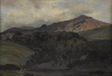 Jean-Baptiste Camille Corot, Monte Cavo