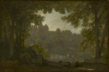 Corot, Paesaggio boscoso.png
