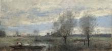 Corot, Palluel, barcaiolo nelle paludi.jpg