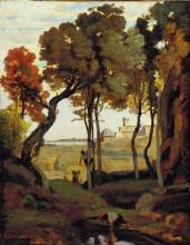 Jean-Baptiste Camille Corot, Ricordo d'Italia | Souvenir d'Italie