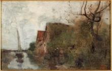 Jean-Baptiste Camille Corot, Ricordo dei dintorni di Amiens, Somme | Souvenir des environs d'Amiens, Somme