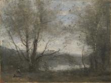 Corot, Uno stagno visto attraverso gli alberi.png