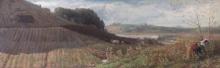 Costa, Campagna Romana presso Acqua Acetosa.jpg