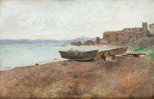 Costa, Lago di Trevignano.jpg