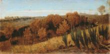 Costa, Le querce secche (dieci minuti dopo la calata del sole sui Colli Albani)