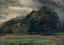 Giovanni (Nino) Costa, Paesaggio [1860]