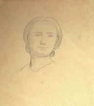 Giovanni (Nino) Costa, Ritratto di Anna