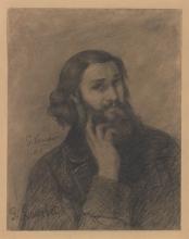 Courbet, Autoritratto [1866].jpg